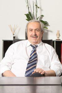 Professor Dr. med. Dr. h.c. Eduard Becht Foto