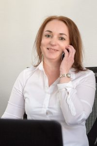 Assistentin Isabella Fehlau