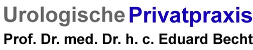 Prof. Dr. med. Dr. h. c. Eduard Becht